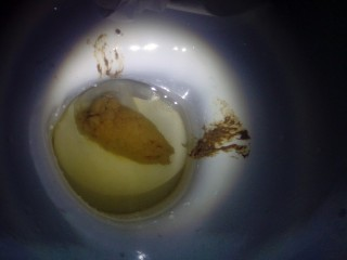 Говняшка атомная бомба в ночи